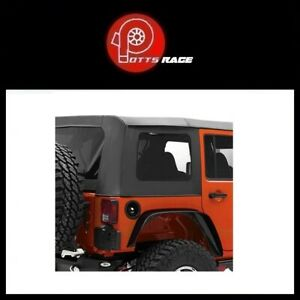 Smittybilt 9080235 For 2007 2009 Jeep Jk Wrangler Unlimited Replacement Soft Top