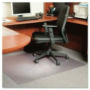 46x60 Rectangle Chair Mat Multi task Series Anchorbar For Carpet Up To 3 8