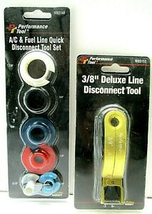 A C Fuel Line Quick Disconnect 3 8 Deluxe Line Disconnect Performance Tool