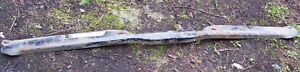 1973 73 Plymouth Scamp Rear Bumper Long Plate Mounting Piece