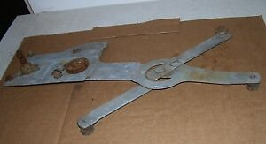 52 53 54 Ford Mercury Window Crank Assembly Mechanism 1953 Car Victoria Right 1