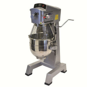 Atosa Ppm 30 32 quart Preppal Planetary Mixer With 12 Hub