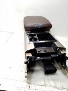 13 14 15 16 17 Dodge Ram1500 Pickup Brown Beige Center Console Assembly 15428