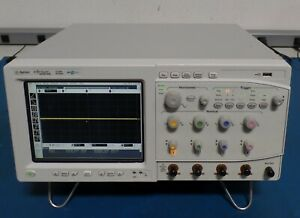 Agilent Dso81204b 12ghz 40gs s Infiniium Oscilloscope With Options Tested
