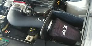 Jlt Series 3 Cold Air Intake 2005 2009 Ford Mustang Gt With Filter Cover Used