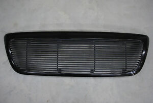 98 00 Ford Ranger Black Billet Grill Grille Includes Shell 1998 99 2000