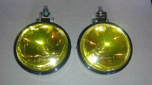 Bmw E30 Bosch Fog Light Replacement Set W bulbs At A Fraction Of The Cost