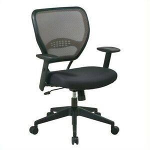 Scranton Co Managers Office Chair In Black