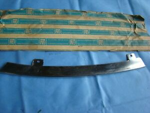 9664904 Pontiac Grand Prix 1973 1977 Lh Pillar Scalp Molding Trim Chrome