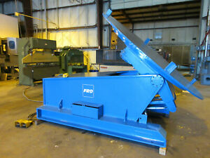 Welding Positioner 22 000 Lbs Capacity Variable Speed Foot Pedal