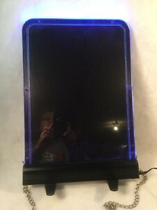 Glowrite Write On Wipe Off Led Lighted Message Board