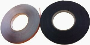 Self Adhesive Magnetic Steel Tape Kit Double Glazing Strong Solvent Backing