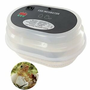 Digital Automatic Egg Incubator For Chickens Temperature Humidity Control