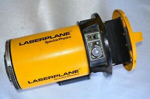 Spectra physics 945l Laser Plane Transmitter W Case Cables