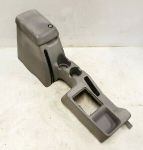 Oem Jeep Wrangler Tj Center Console Box 97 00 Cup Holder Full Length Mist 97s