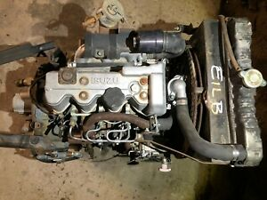 Isuzu 3kc1va Diesel Engine 3 Cylinders