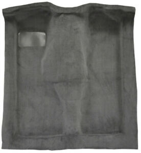 Carpet Floor For 1985 1990 Jeep Cherokee Pioneer 4dr Pass Area Cutpile