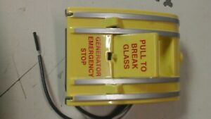 General Emergency Stop Switch Noncoded Fire Alarm Box Cs2002 11 pzf