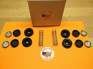 1960 To 1969 Chevy Corvair Front Wheel Cylinder Kit New Set Of 2 Usa 7 8 Wk249