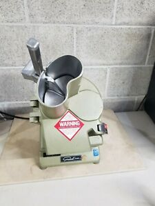 Beautiful Condition General Slicing Machine Commercial Food Processor Gsm 1 66