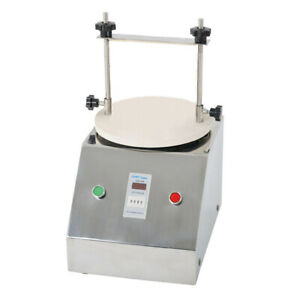 300mm Vibrating Sieve Machine For Granule grain Electric Lab Shaker 220v