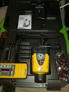 Cst Berger Laser Mark Lm30 With Ld100n Laser Detector In Case With Tripod