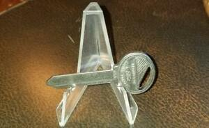 Vintage Ford Falcon Key 1960 To 1965 Nos New Uncut Blank