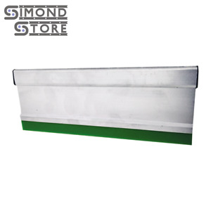 10 Aluminum Screen Printing Squeegee With 70 Durometer Blade