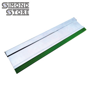 15 Aluminum Screen Printing Squeegee With 70 Durometer Blade