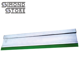 16 Aluminum Screen Printing Squeegee With 70 Durometer Blade