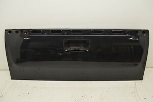 2008 2013 Chevy Silverado 1500 2500 Tailgate Trunk Lid Tail Gate Oem No Dents