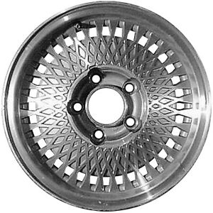 15 X 7 Lacey Refurbished Oem Chevrolet Alloy Wheel Gold 05006
