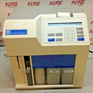 Ysi 2700m Select Biochemistry Analyzer