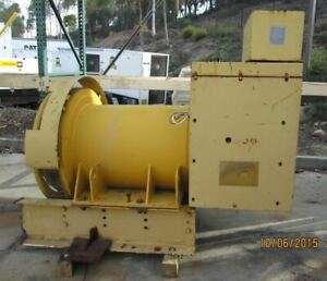 Caterpillar Sr4 650kw 480v Generator End