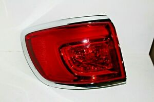 2013 2017 Buick Enclave Left Tail Light Assembly Gm Oem 23507295