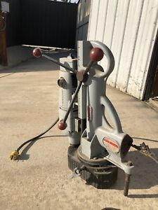 Magnetic Drill Press Rockwell Bux Extra Heavy Duty Model 77753 Mag Drill