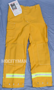 Lion Apparel Wildland Brush Fire Firefighter Pants Large Long Nomex