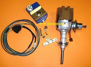 For Mopar 440 426 Hirev Electronic Ignition Kit Resto Oem Plymouth Dodge Chryslr