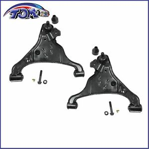 New 2pcs Front Lower Control Arm W Ball Joint For Frontier Pathfinder Xterra
