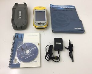 Trimble Geoxt 2005 Series P n 60950 20 With Manuals Charger