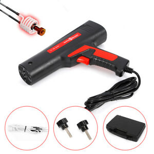 Induction Ductor Magnetic Heater Bolt Rust Remover Flameless Heat Tool For Car