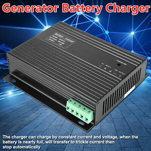 Ch2810 12v 24vdc 10a Diesel Generator Battery Charger