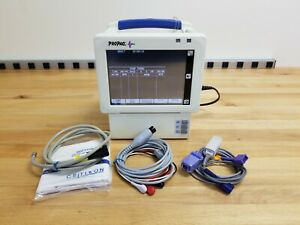Welch Allyn Propaq Cs 244 Patient Monitor With Accessories tested