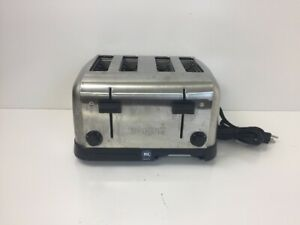 Waring Wct708 Commercial 4 slot Toaster
