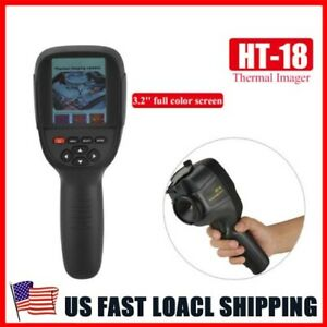 Handheld Thermal Imaging Camera Ht 18 Imaging Infrared Thermometer 20 To 300 c