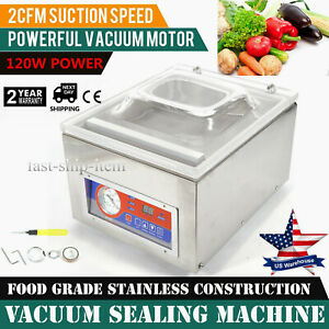 Commercial Food Saver Vacuum Sealer Machine Seal A Meal Foodsaver Sealing System