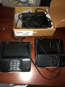Verifone Mx 925 Pin pad Payment Terminal 3 Piece Lot Possibly For Parts Reader