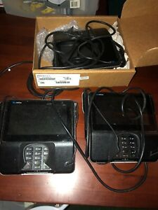 Verifone Mx 925 Pin pad Payment Terminal 3 Piece Lot Possibly For Parts