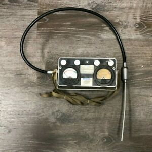 Vintage Bacharach Combustible Gas Detector Model Gk Dj238