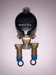 Neptune 5 8x3 4 New T 10 Direct Read Water Meter Nsf61 And Couplings